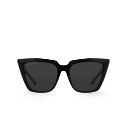 Balenciaga® Butterfly Sunglasses: BB0046S color Black 001.