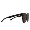 Balenciaga® Butterfly Sunglasses: BB0046S color Havana 002 - product thumbnail 2/3.