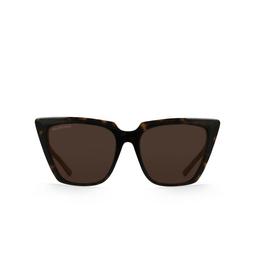 Balenciaga® Butterfly Sunglasses: BB0046S color Havana 002.