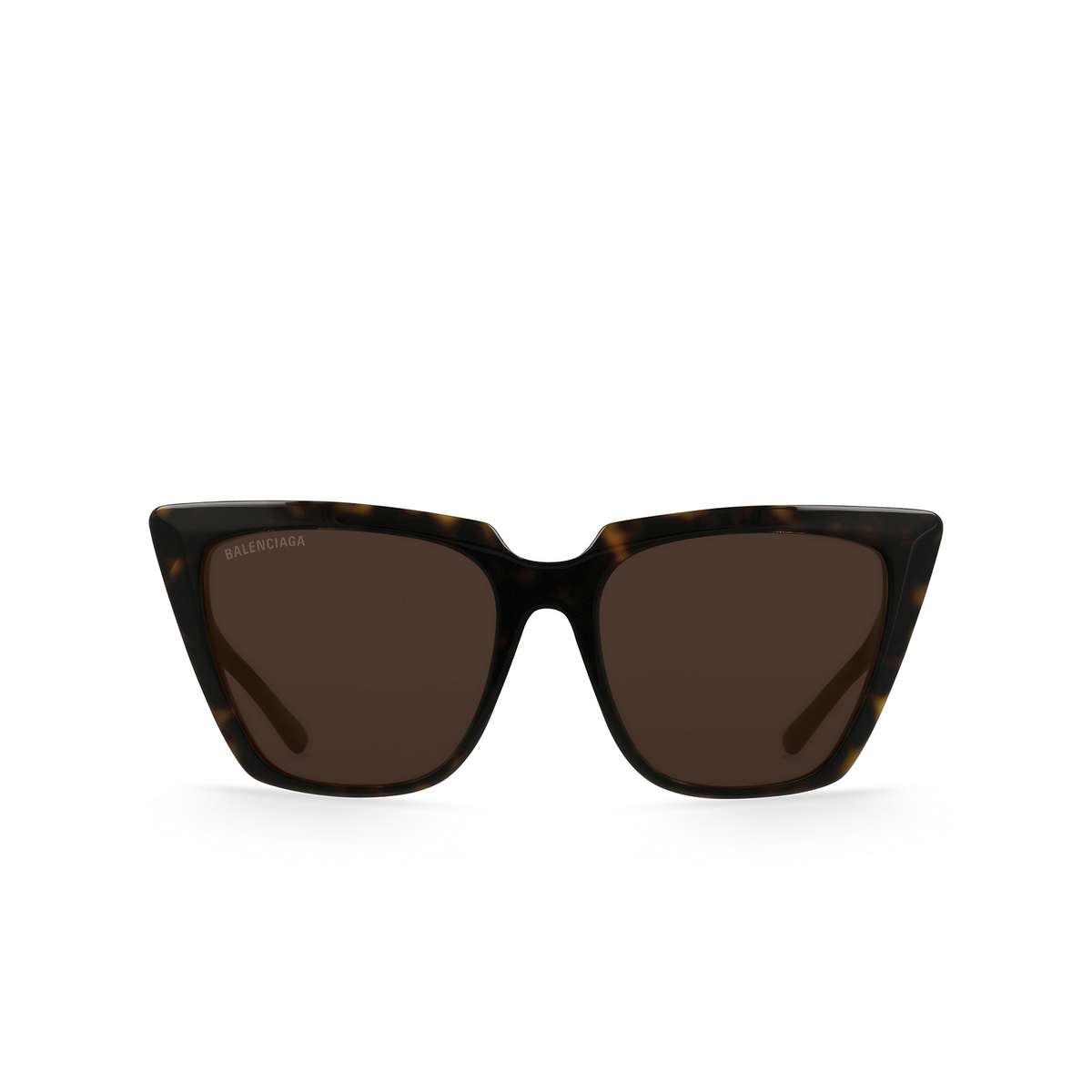 Balenciaga® Butterfly Sunglasses: BB0046S color Havana 002 - 1/3.