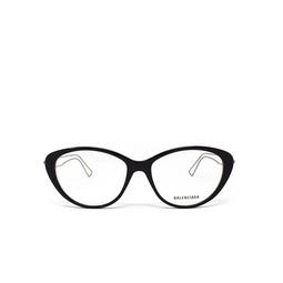 Balenciaga® Eyeglasses: BB0067O color Black 001.