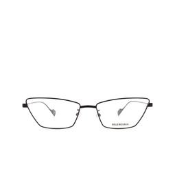 Balenciaga® Eyeglasses: BB0091O color Black 001.