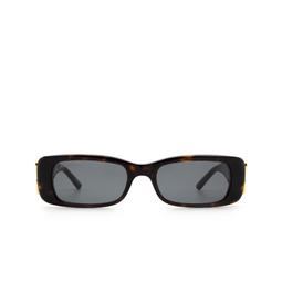 Balenciaga® Sunglasses: BB0096S color Havana 002.