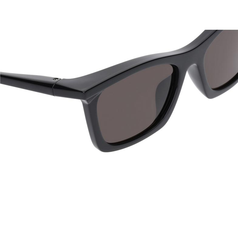 Balenciaga® Square Sunglasses: BB0099S color Black 001.