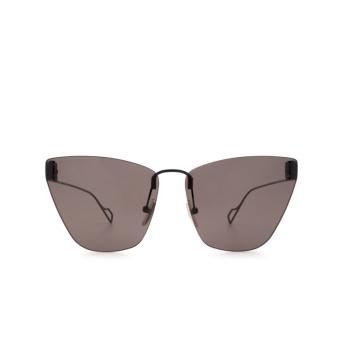Balenciaga® Cat-eye Sunglasses: BB0111S color Black 001.