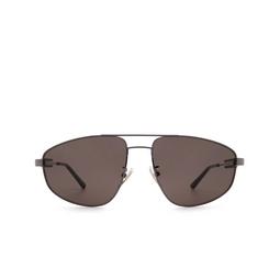 Balenciaga® Sunglasses: BB0115S color Grey 001.