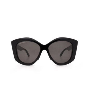 Balenciaga® Butterfly Sunglasses: BB0126S color Black 001.
