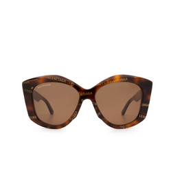 Balenciaga® Sunglasses: BB0126S color Havana 002.