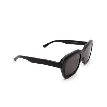 Balenciaga® Square Sunglasses: BB0127S color Black 001.