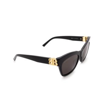 Balenciaga® Butterfly Sunglasses: BB0132S color Black 001.