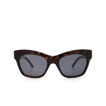 Balenciaga® Butterfly Sunglasses: BB0132S color Havana 002.