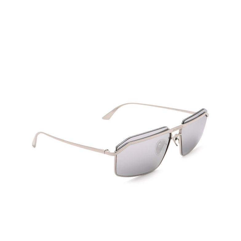 Balenciaga® Sport Sunglasses: BB0139S color Silver 003.