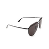 Balenciaga® Aviator Sunglasses: BB0140S color Black 001 - product thumbnail 2/3.
