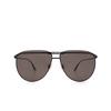 Balenciaga® Aviator Sunglasses: BB0140S color Black 001 - product thumbnail 1/3.