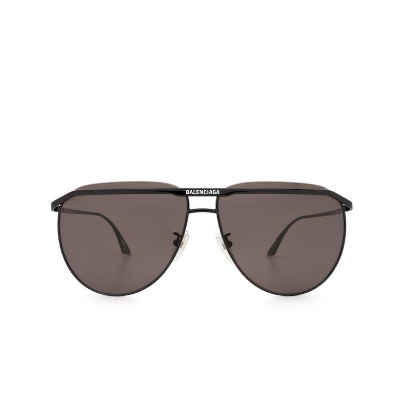 Balenciaga® Aviator Sunglasses: BB0140S color Black 001.