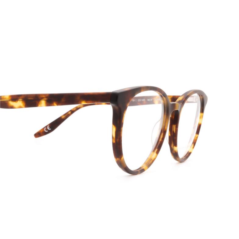 Barton Perreira® Round Eyeglasses: Auralea BP5087 color Havana 1IQ.
