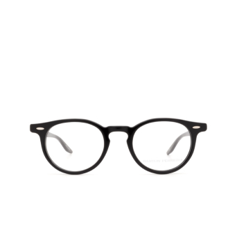 Barton Perreira® Round Eyeglasses: Banks BP5007 color Black 0EJ.