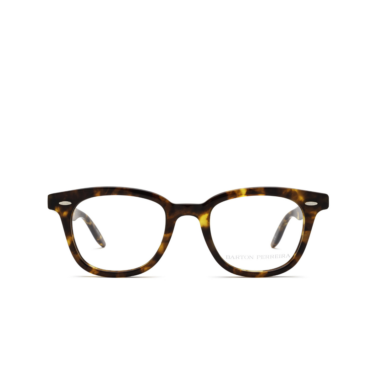 Barton Perreira® Square Eyeglasses: Cecil BP5273 color Chestnut 0LY - front view.