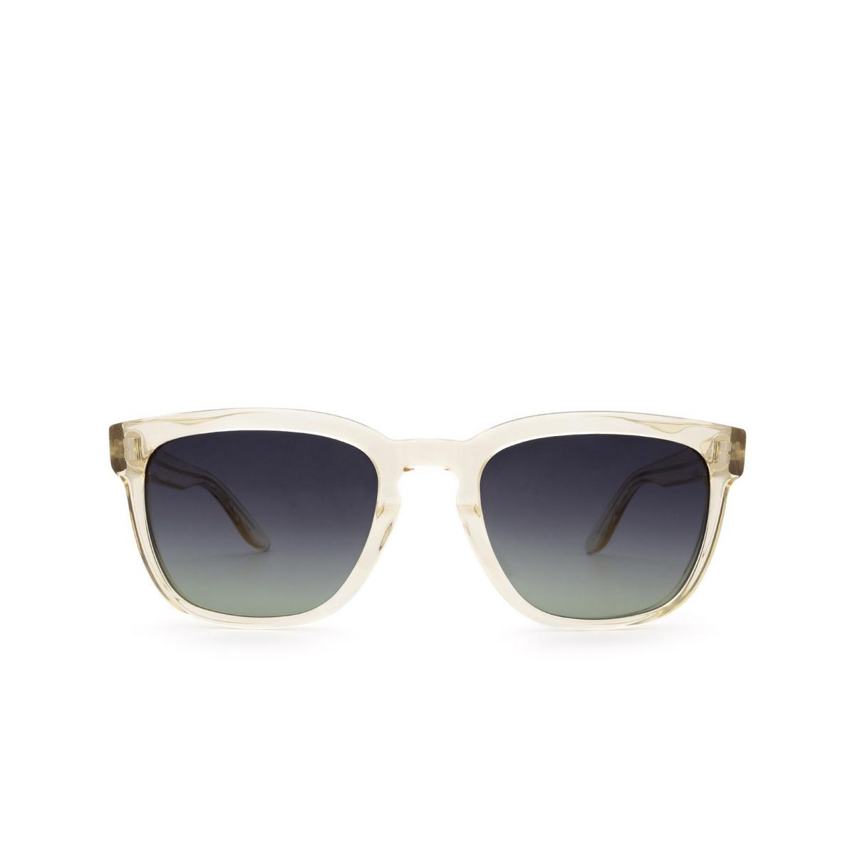 Barton Perreira® Square Sunglasses: Coltrane BP0013 color Champagne 0LH.