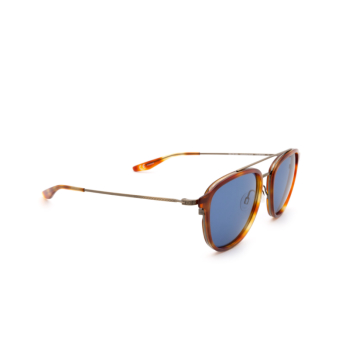 Barton Perreira® Square Sunglasses: Courtier BP0014 color Havana 0ZQ.