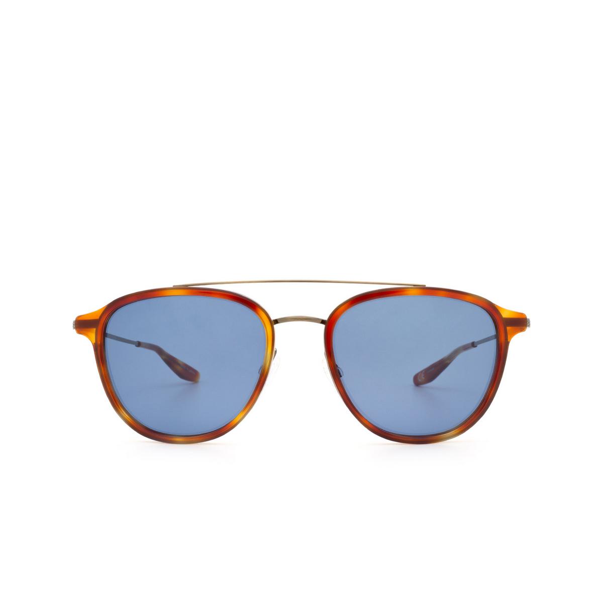 Barton Perreira® Square Sunglasses: Courtier BP0014 color Havana 0ZQ.