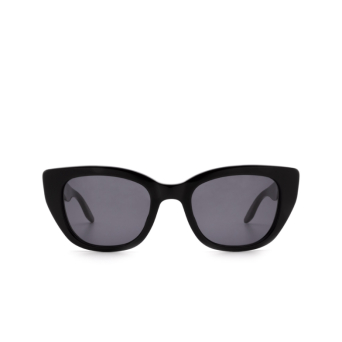 Barton Perreira® Cat-eye Sunglasses: Kalua BP0022 color Black 0GD.