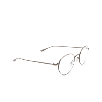 Barton Perreira® Round Eyeglasses: Langston BP5037 color Grey 1TB.
