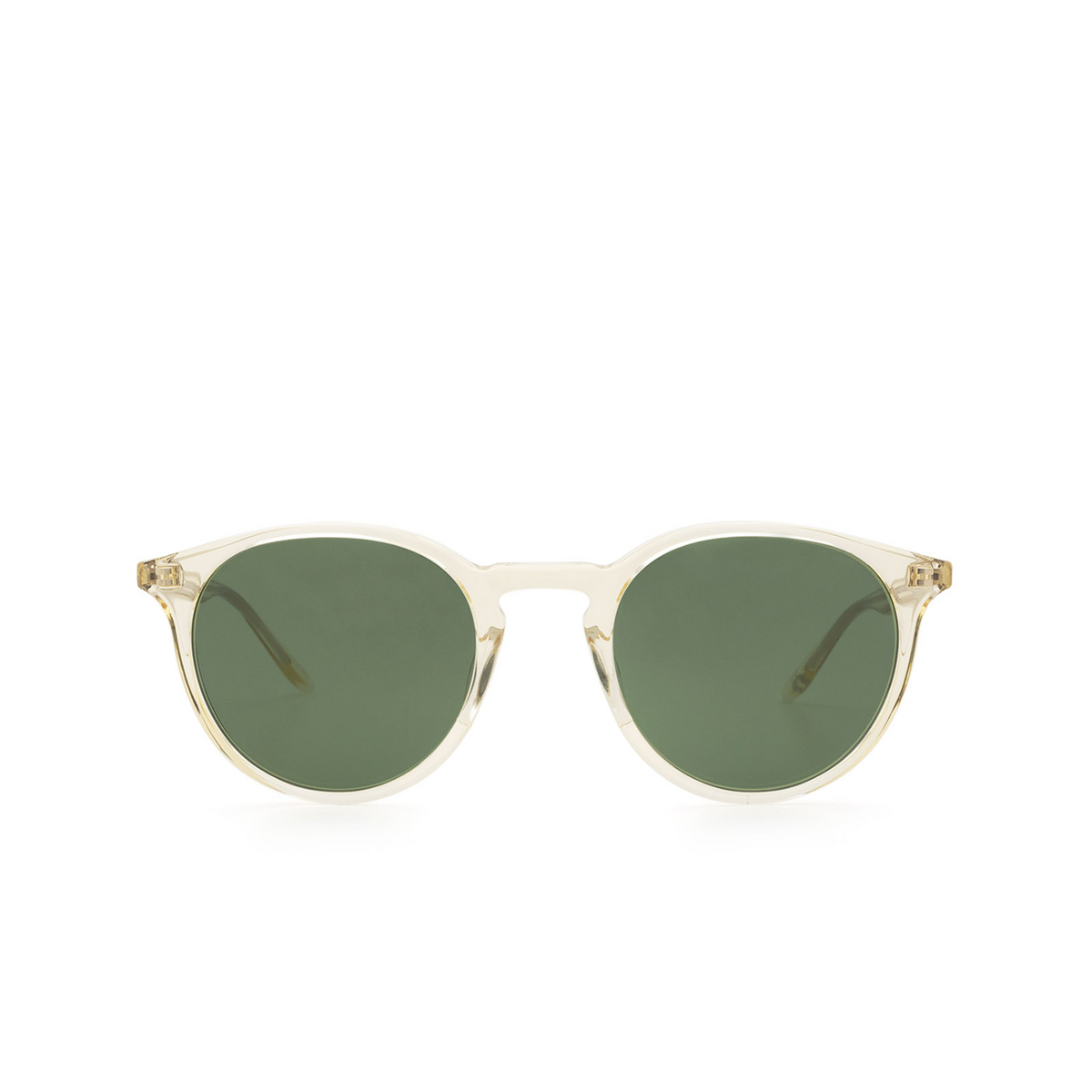Barton Perreira® Round Sunglasses: Princeton BP0031 color Champagne 0LV.