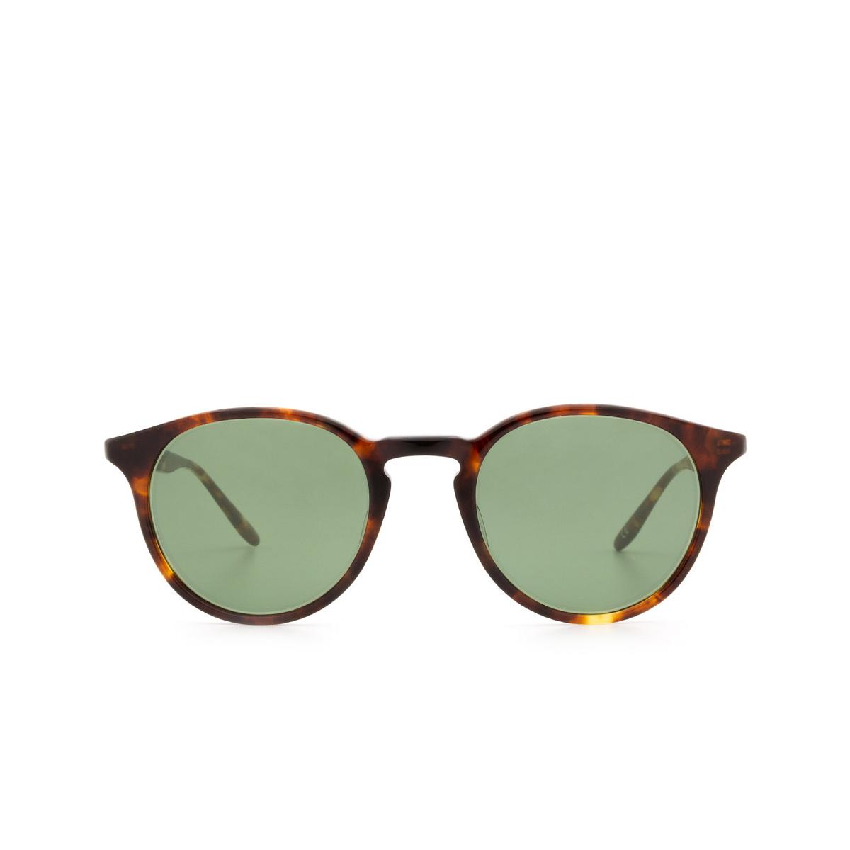 Barton Perreira® Round Sunglasses: Princeton BP0031 color Havana 0MU.