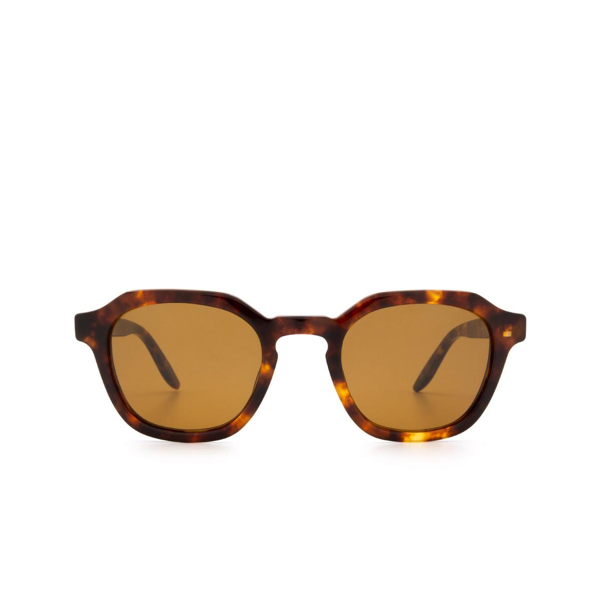 Barton Perreira® Square Sunglasses: Tucker BP0061 color Chestnut 0MT.