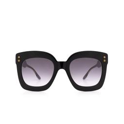 Bottega Veneta® Sunglasses: BV0238S color Black 001.