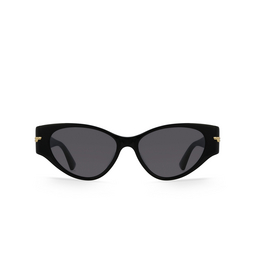 Bottega Veneta® Sunglasses: BV1002S color Black 001.