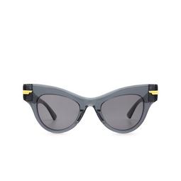 Bottega Veneta® Sunglasses: BV1004S color Grey 001.