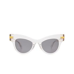 Bottega Veneta® Sunglasses: BV1004S color Crystal 002.
