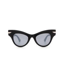 Bottega Veneta® Sunglasses: BV1004S color Black 006.