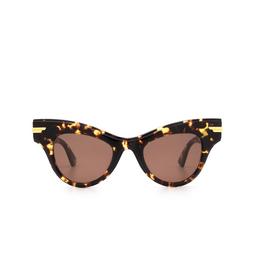 Bottega Veneta® Sunglasses: BV1004S color Havana 007.