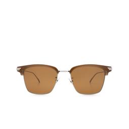 Bottega Veneta® Sunglasses: BV1007SK color Brown 004.