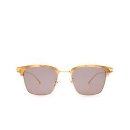 Bottega Veneta® Sunglasses: BV1007SK color Beige 005.