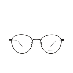 Bottega Veneta® Eyeglasses: BV1016OA color Black 001.