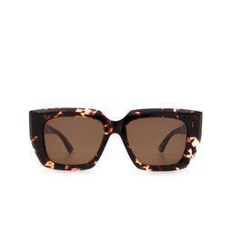 Bottega Veneta® Sunglasses: BV1030S color Havana 002.