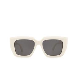 Bottega Veneta® Sunglasses: BV1030S color Ivory 003.