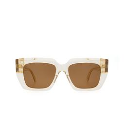 Bottega Veneta® Sunglasses: BV1030S color Beige 004.