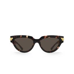 Bottega Veneta® Sunglasses: BV1035S color Havana 002.