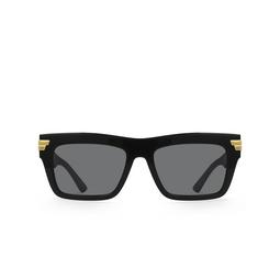 Bottega Veneta® Sunglasses: BV1058S color Black 001.