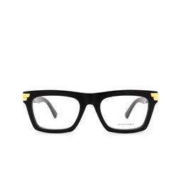 Bottega Veneta® Eyeglasses: BV1059O color Black 001.