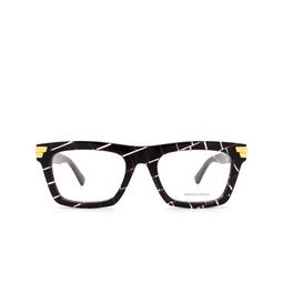 Bottega Veneta® Eyeglasses: BV1059O color Burgundy 003.