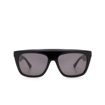 Bottega Veneta® Square Sunglasses: BV1060S color Black 001.