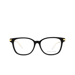Bottega Veneta® Eyeglasses: BV1074OA color Black 001.