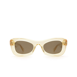 Bottega Veneta® Sunglasses: BV1088S color Yellow 006.