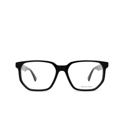 Bottega Veneta® Eyeglasses: BV1097O color Black 001.